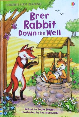 Level 2: Brer Rabbit Down the Well - Usborne First Reading