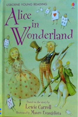 Series 2: Alice in Wonderland - Usborne Young Reading