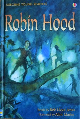 Series 2: Robin Hood - Usborne Young Reading