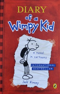 Diary of a Wimpy Kid - Jeff Kinney