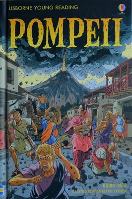 Series 3: Pompeii - Usborne Young Reading